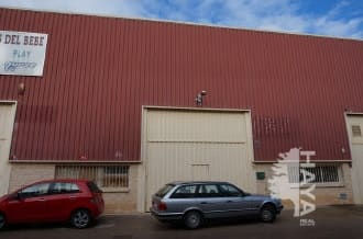 Industrial en venta en Albacete, Albacete, Calle Polígono Industrial Campollano, 61.500 €, 238 m2
