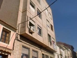 Piso en venta en Molina de Segura, Murcia, Calle Pizarro, 42.381 €, 3 habitaciones, 1 baño, 89 m2