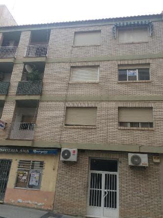 Piso en venta en El Grau, Cuevas del Almanzora, Almería, Avenida Barcelona, 43.010 €, 4 habitaciones, 2 baños, 126 m2