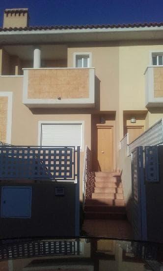 Piso en venta en Albudeite, Murcia, Calle Nicolas de Bussi, 88.600 €, 4 habitaciones, 3 baños, 223 m2