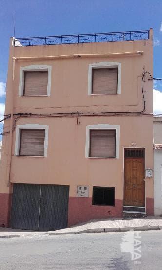Casa en venta en El Cabezo, Bullas, Murcia, Calle Nicolas de la Peñas, 67.900 €, 3 habitaciones, 1 baño, 252 m2