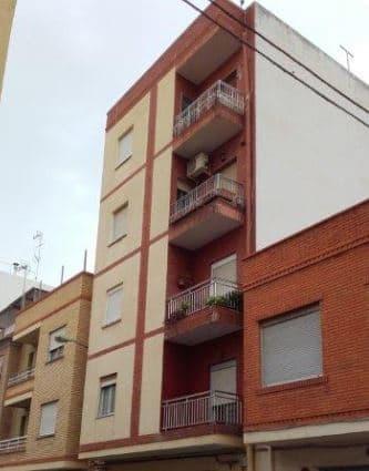 Piso en venta en El Port de Sagunt, Sagunto/sagunt, Valencia, Calle Canarias, 47.800 €, 2 habitaciones, 1 baño, 90 m2