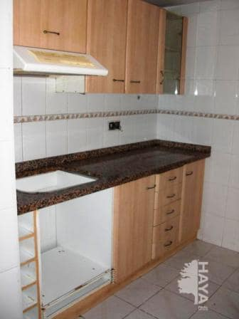 Piso en venta en Gandia, Valencia, Calle San Luis de Gonzaga, 74.106 €, 4 habitaciones, 1 baño, 132 m2