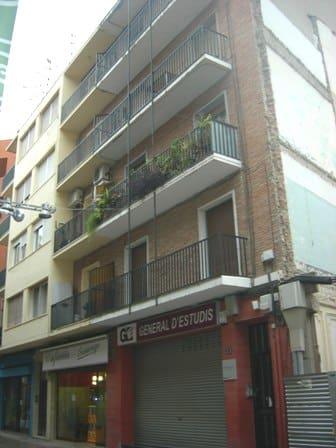 Piso en venta en Lleida, Lleida, Calle Alcalde Costa, 56.538 €, 4 habitaciones, 1 baño, 228 m2