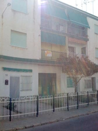 Piso en venta en Santiago de la Ribera, San Javier, Murcia, Calle Virgen de la Caridad, 77.077 €, 3 habitaciones, 1 baño, 103 m2