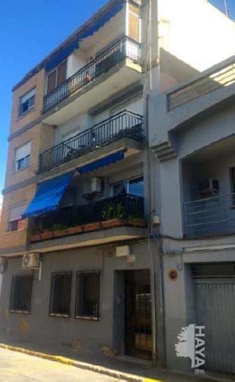 Piso en venta en Pobles del Nord, Moncada, Valencia, Calle Masarrochos, 44.300 €, 3 habitaciones, 1 baño, 69 m2