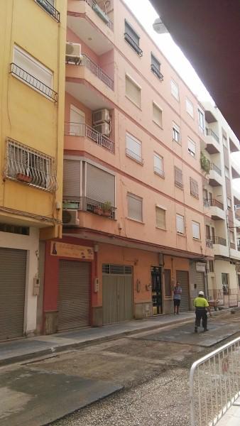 Piso en venta en Almería, Almería, Calle Santa Filomena, 60.000 €, 2 habitaciones, 1 baño, 80 m2