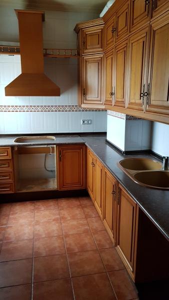 Piso en venta en Almendralejo, Badajoz, Calle Escribano, 54.000 €, 3 habitaciones, 1 baño, 92 m2