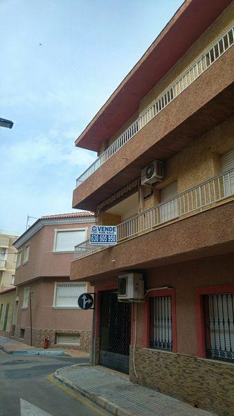 Piso en venta en Lo Pagán, San Pedro del Pinatar, Murcia, Calle Navarra, 97.000 €, 3 habitaciones, 2 baños, 100,48 m2