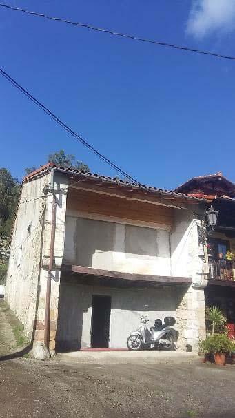 Casa en venta en Udías, Cantabria, Barrio Rodezas, 49.260 €, 1 habitación, 164 m2