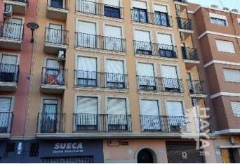 Piso en venta en Sueca, Valencia, Calle Pais Valenciano, 99.500 €, 4 habitaciones, 2 baños, 115 m2
