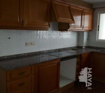 Piso en venta en Piso en Gandia, Valencia, 84.000 €, 3 habitaciones, 2 baños, 117 m2