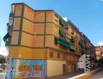 Piso en venta en Alicante/alacant, Alicante, Calle Piscis, 76.400 €, 3 habitaciones, 2 baños, 101 m2