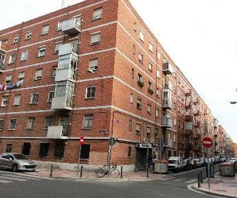 Piso en venta en Las Delicias, Valladolid, Valladolid, Calle Caamaño, 36.014 €, 3 habitaciones, 1 baño, 65 m2