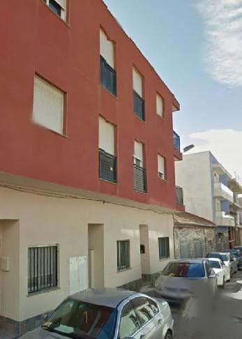 Piso en venta en San Javier, Murcia, Calle Primero de Mayo, 55.300 €, 2 habitaciones, 1 baño, 59 m2