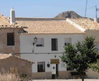 Casa en venta en Campules, Murcia, Murcia, Paraje los Fernandos, 38.500 €, 8 habitaciones, 1 baño, 130 m2