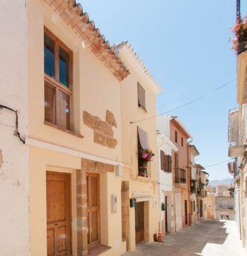Casa en alquiler en Teulada, Alicante, Calle Doctor Moll, 400 €, 2 habitaciones, 2 baños, 88 m2