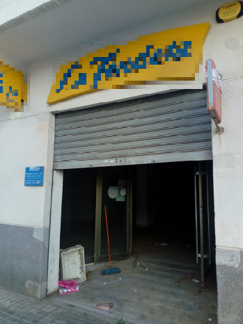 Local en venta en Burriana, Castellón, Calle Les Barques, 39.000 €, 44 m2