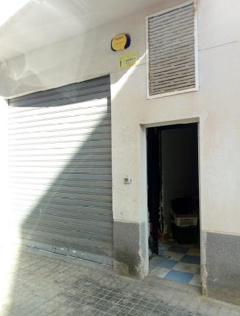 Local en venta en Burriana, Castellón, Calle Barques, 84.000 €, 100 m2