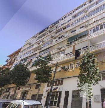 Piso en venta en Bailén-miraflores, Málaga, Málaga, Calle Moreno Nieto, 93.714 €, 2 habitaciones, 1 baño, 53 m2