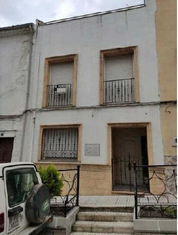 Casa en venta en Villanueva del Arzobispo, Jaén, Calle Cantarerias, 60.900 €, 3 habitaciones, 1 baño, 173 m2