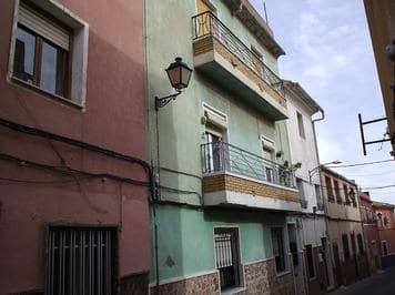 Piso en venta en El Llano de Bullas, Bullas, Murcia, Calle Villagomez, 36.238 €, 3 habitaciones, 1 baño, 96 m2