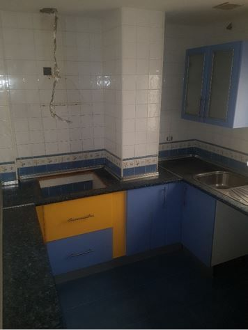 Piso en venta en Las Gabias, Granada, Calle San Ignacio, 77.900 €, 2 habitaciones, 1 baño, 78,37 m2