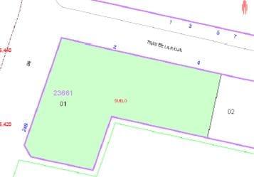 Suelo en venta en Nájera, La Rioja, Avenida la Rioja, 556.000 €, 1118 m2