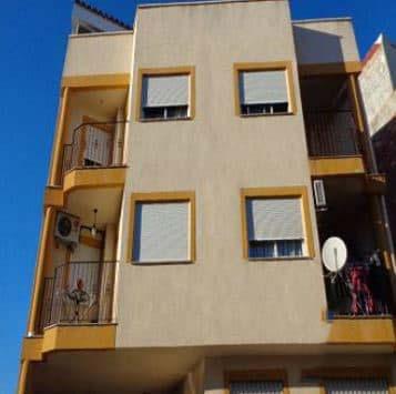 Piso en venta en Ceutí, Murcia, Calle Zaragoza, 76.600 €, 3 habitaciones, 1 baño, 86 m2