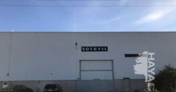 Industrial en venta en Vila-real, Castellón, Calle Cv 20, 202.520 €, 617 m2