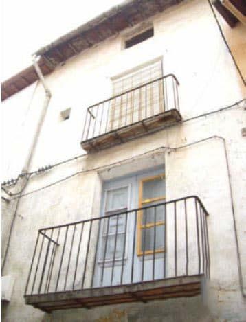 Casa en venta en Montalbán, Teruel, Calle Mayor, 79.400 €, 10 habitaciones, 535 m2