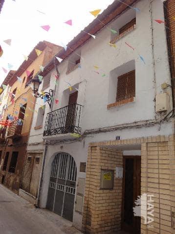 Casa en venta en La Almunia de Doña Godina, Zaragoza, Calle Frailla, 75.000 €, 5 habitaciones, 1 baño, 302 m2