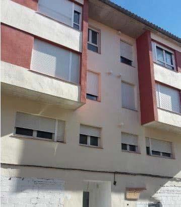 Piso en venta en Villafranca del Cid/vilafranca, Castellón, Calle San Pablo Clement, 44.300 €, 2 habitaciones, 1 baño, 85 m2