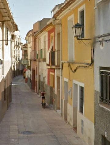 Piso en venta en El Cabezo, Mula, Murcia, Calle Italia, 44.300 €, 2 habitaciones, 1 baño, 102 m2