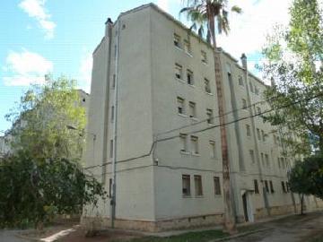 Piso en venta en Sabadell, Barcelona, Plaza Merinals, 71.363 €, 3 habitaciones, 1 baño, 68 m2