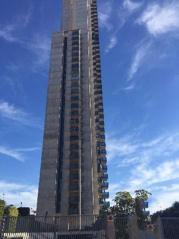 Piso en venta en Els Tolls - Imalsa, Benidorm, Alicante, Avenida Municipio, 147.800 €, 2 habitaciones, 1 baño, 83 m2
