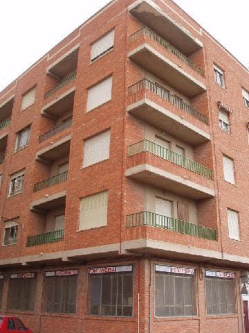 Piso en venta en Villena, Alicante, Calle Santa Maria Cabeza, 21.280 €, 3 habitaciones, 1 baño, 100 m2