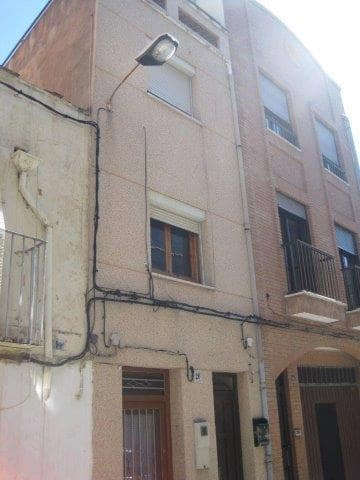 Piso en venta en Benicarló, Castellón, Calle Clapiss, 20.606 €, 2 habitaciones, 1 baño, 47 m2