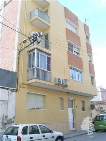 Piso en venta en Amposta, Tarragona, Calle Santa Teresa, 44.022 €, 3 habitaciones, 1 baño, 77 m2