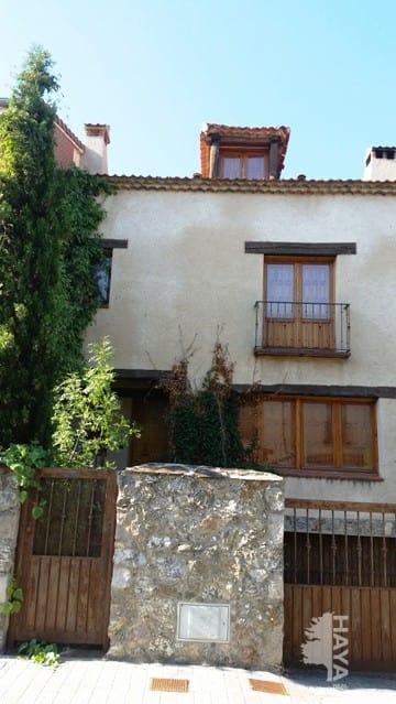 Casa en venta en Palazuelos de Eresma, Segovia, Calle Gazapo, 319.484 €, 3 habitaciones, 2 baños, 322 m2