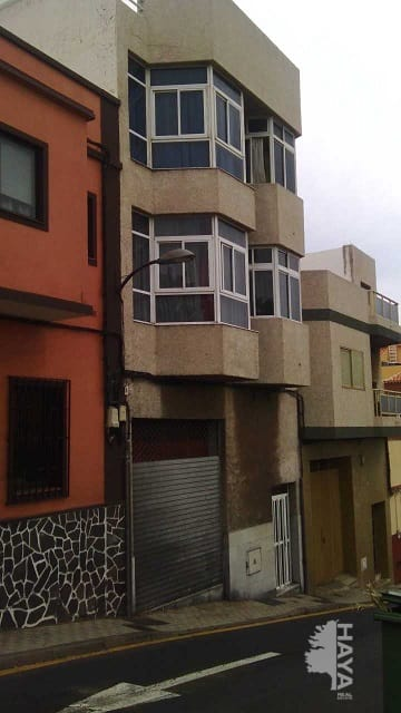 Piso en venta en San Cristobal de la Laguna, Santa Cruz de Tenerife, Calle Machado Y Fiesco, 48.128 €, 2 habitaciones, 1 baño, 65 m2