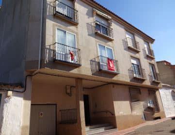 Piso en venta en Barrio de San Antón, Alhambra, Ciudad Real, Calle Cervantes, 69.967 €, 3 habitaciones, 1 baño, 214 m2