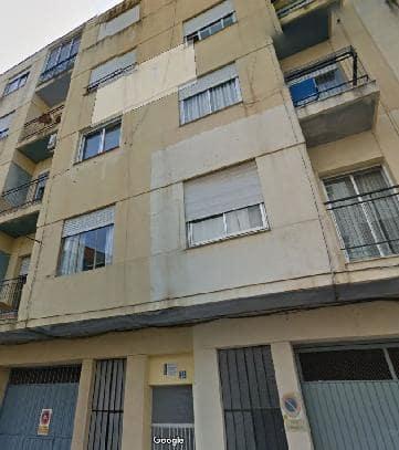 Piso en venta en L´asil, Callosa D`en Sarrià, Alicante, Calle Rafael Couchoud, 20.976 €, 3 habitaciones, 1 baño, 90 m2
