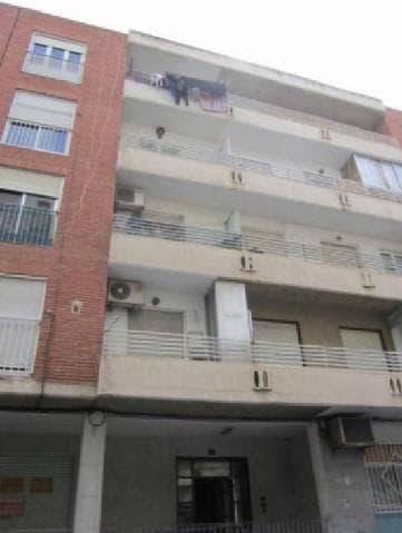 Piso en venta en Crevillent, Alicante, Calle Castellon, 27.500 €, 3 habitaciones, 1 baño, 96 m2