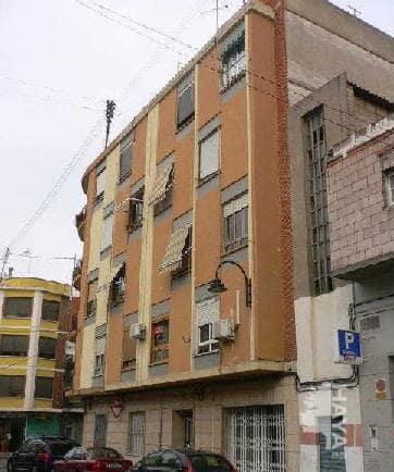 Piso en venta en El Respirall, Alzira, Valencia, Calle Obispo Gilaberto Marti, 28.900 €, 2 habitaciones, 1 baño, 93 m2