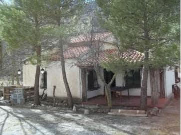 Casa en venta en Arcos de la Salinas, Teruel, Calle Cuesta Campana, 21.200 €, 2 habitaciones, 1 baño, 174 m2