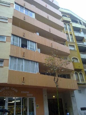 Piso en venta en Plà Roig, Calpe/calp, Alicante, Calle Pintor Sorolla, 93.600 €, 2 habitaciones, 1 baño, 86 m2