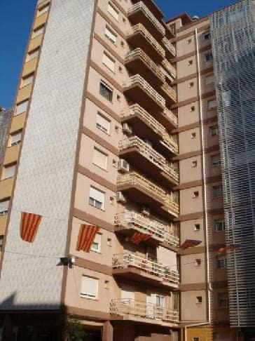 Piso en venta en Benicarló, Castellón, Calle Ministro Bayarri, 78.600 €, 4 habitaciones, 2 baños, 113 m2