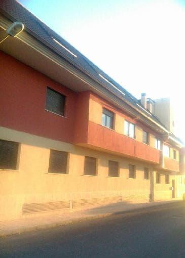 Piso en venta en Pozuelo de Calatrava, Ciudad Real, Calle Miguel de Cervantes, 56.293 €, 1 habitación, 1 baño, 83 m2