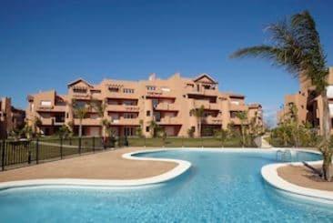 Piso en venta en Los Meroños, Torre-pacheco, Murcia, Avenida Alcalde Pedro Roca Vera, 145.300 €, 2 habitaciones, 2 baños, 116 m2